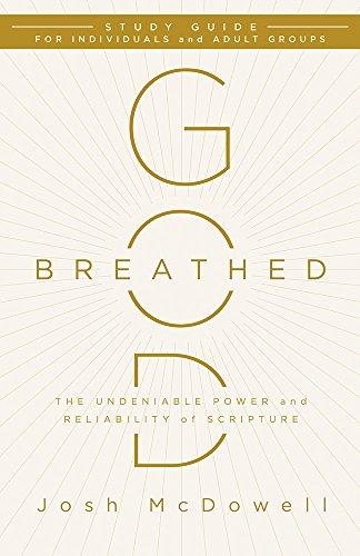 God-Breathed: McDowell, Josh