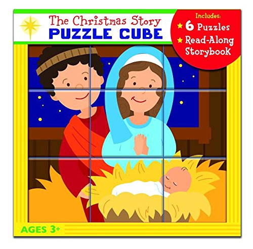 9781630589837: The Christmas Story Puzzle Cube