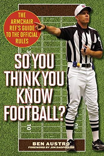 So You Think You Know Football?: Austro, Ben