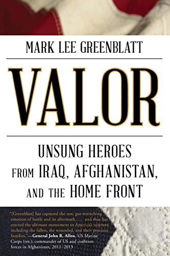 Valor: Unsung Heroes from Iraq, Afghanistan, and the Home Front: Greenblatt, Mark Lee