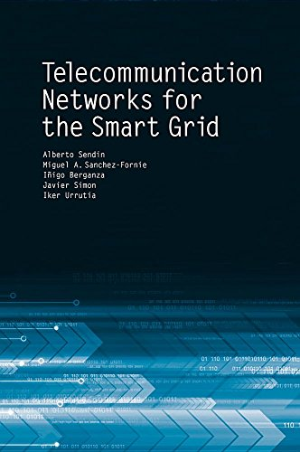 9781630810467: Telecommunication Networks for Smart Grids