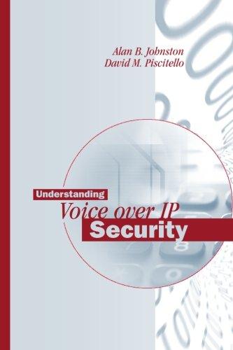 9781630812010: Understanding Voice over Ip Security