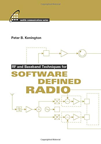 9781630812058: Rf and Baseband Techniques for Software Defined Radio