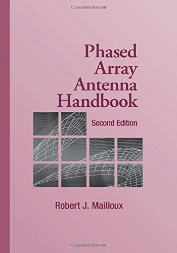 9781630812706: Phased Array Antenna Handbook, Second Edition