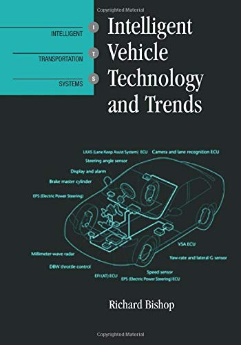 9781630812737: Intelligent Vehicle Technology and Trends