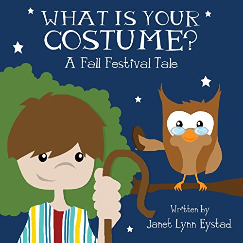 9781630844806: What Is Your Costume?: A Fall Festival Tale
