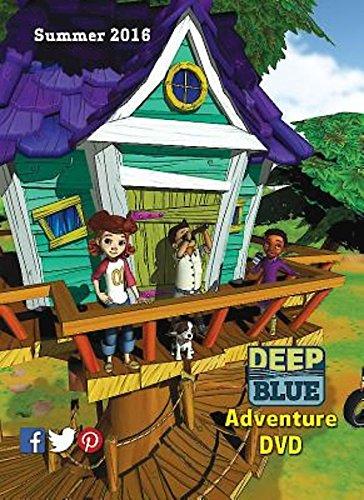9781630889180: Deep Blue Adventure DVD Summer 2016: Ages 3-10