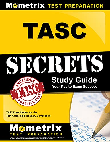 9781630940492: TASC Secrets Study Guide: TASC Exam Review for the Test Assessing Secondary Completion