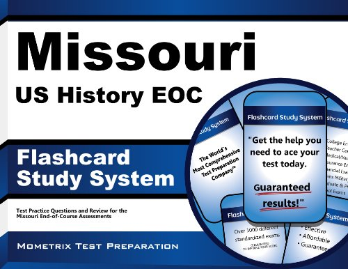 9781630941390: Missouri US History EOC Flashcard Study System: Missouri EOC Test Practice Questions & Exam Review for the Missouri End-of-Course Assessments (Cards)