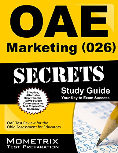 9781630944575: OAE Marketing (026) Secrets Study Guide: OAE Test Review for the Ohio Assessments for Educators