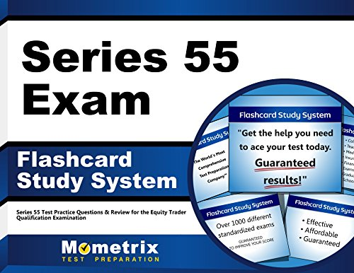 9781630945206: Series 55 Exam Flashcard Study System: Series 55 Test Practice Questions & Review for the Equity Trader Qualification Examination (Cards)