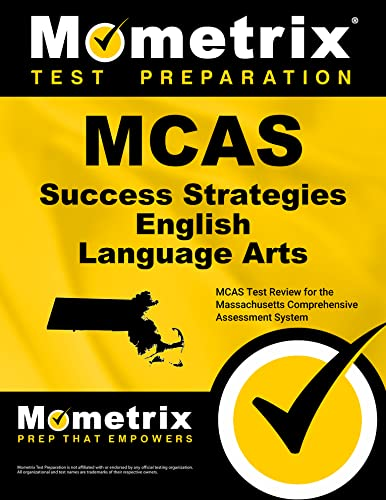 9781630948573: MCAS Success Strategies English Language Arts Study Guide: MCAS Test Review for the Massachusetts Comprehensive Assessment System