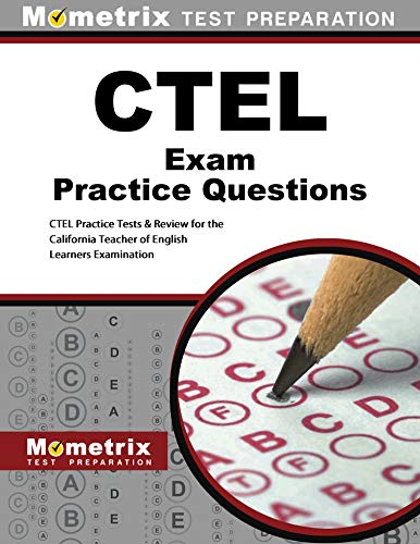 CTEL Test Practice - First Step To Guarantee You Pass