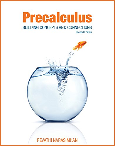9781630981327: Precalculus: Building Concepts and Connections with Access (Paperback)