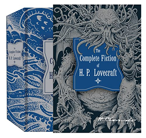 9781631060014: The Complete Fiction of H. P. Lovecraft (Knickerbocker Classics)