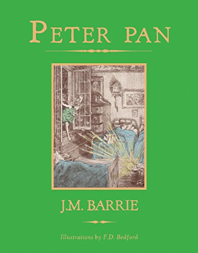 9781631060663: Peter Pan (Knickerbocker Children's Classics)