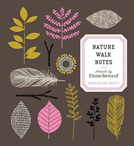 9781631060755: Nature Walk Notes (Note Book)
