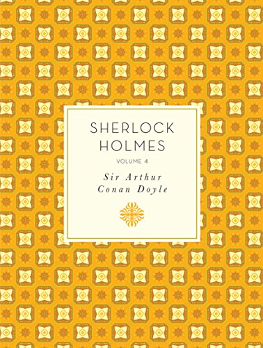9781631062407: Sherlock Holmes: Volume 4 (Knickerbocker Classics)