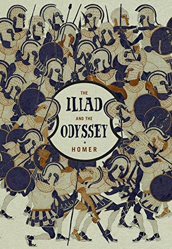 9781631062469: The Iliad and the Odyssey (Knickerbocker Classics)