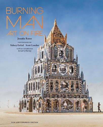 9781631062568: Burning Man: Art on Fire: Revised and Updated