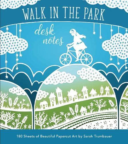 9781631063022: Walk in the Park Desk Notes: 180 Desk Notes Artwork by Sarah Trumbauer