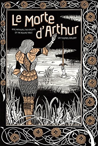 9781631063268: Le Morte d'Arthur: King Arthur & The Knights of The Round Table (Knickerbocker Classics)