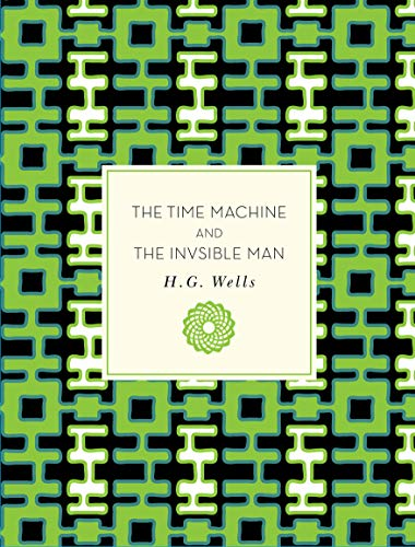 9781631064203: The Time Machine and The Invisible Man (Knickerbocker Classics)