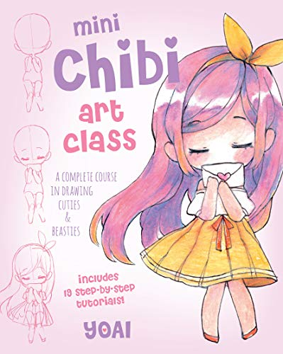 9781631067174: Mini Chibi Art Class: A Complete Course in Drawing Cuties and Beasties - Includes 19 Step-by-Step Tutorials! (Mini Art)