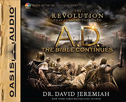 A. D. The Bible Continues: The Revolution: Jeremiah, David/ Mueller,