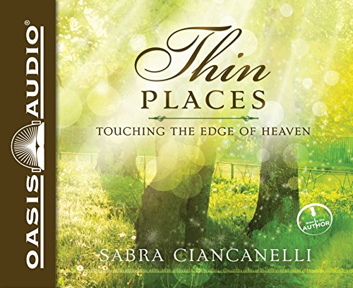 9781631080548: Thin Places (Library Edition): Touching the Edge of Heaven