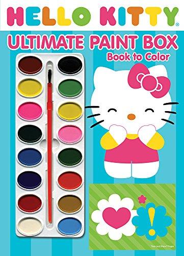 9781631092763: Hello Kitty Ultimate Paint Box Btc