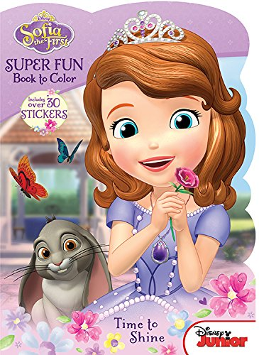 9781631092862: Sofia Super Fun Book to Color
