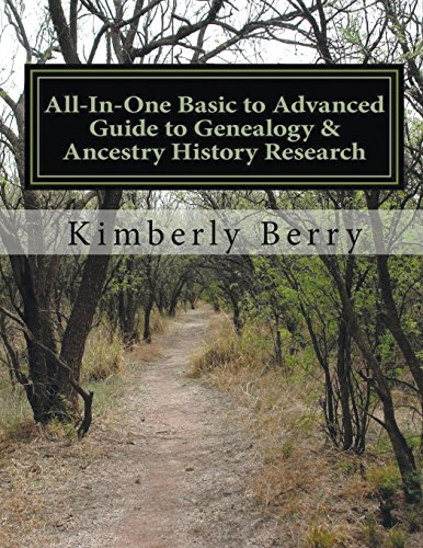 All-In-One Basic to Advanced Guide to Genealogy & Ancestry History Research: BAM! Publishing