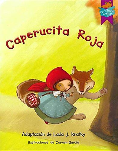 9781631131851: Caperucita Roja (Para Leerte Mejor / To Read You Better) (Spanish Edition)