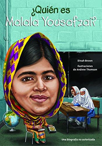 9781631134180: ¿Quién es Malala Yousafzai?/ Who is Malala Yousafzai? (¿quién Fue? / Who Was?) (Spanish Edition) (Quien Fue? / Who Was?)