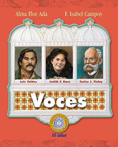 Voces / Voices: Luis Valdez, Judith Francisca: Ada, Alma Flor/