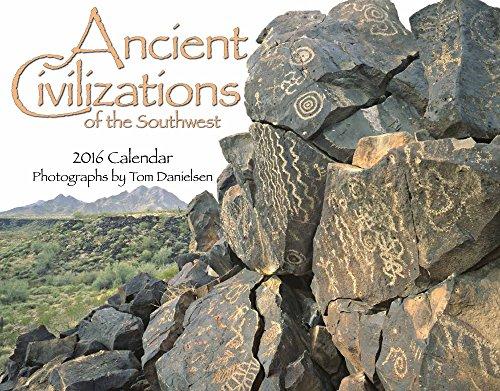 9781631140334: Ancient Civilizations of the Southwest 2016 Calendar
