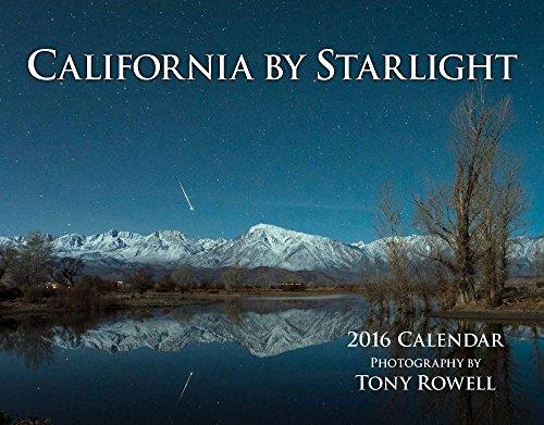 9781631140402: California by Starlight 2016 Calendar