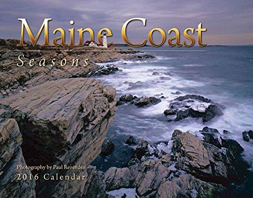 9781631140600: Maine Coast 2016 Calendar