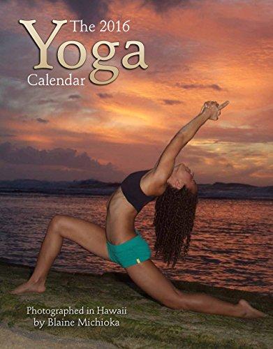 9781631140846: Yoga 2016 Calendar 11x14
