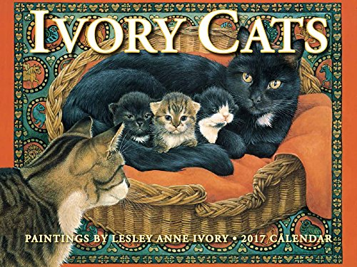 9781631141232: Cal 2017 Ivory Cats