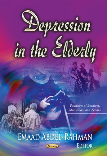 9781631172168: Depression in the Elderly (Pyschology of Emotions, Motivations and Actions: Aging Issues, Health and Financial Alternatives)