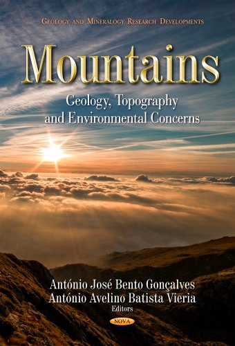 9781631172885: Mountains: Geology, Topography and Environmental Concerns (Geology and Mineralogy Research Developments)