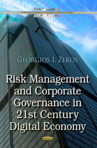 9781631178450: Risk Management and Corporate Governance in 21st Century Digital Economy