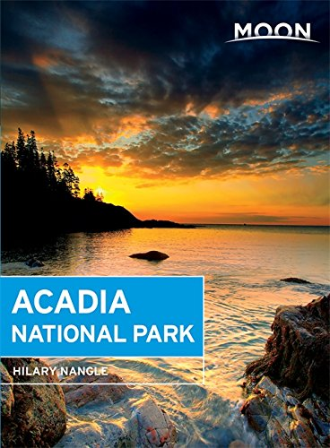 Moon Acadia National Park (5th ed) (Paperback)