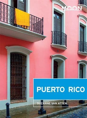 9781631210907: Moon Puerto Rico (Moon Handbooks)