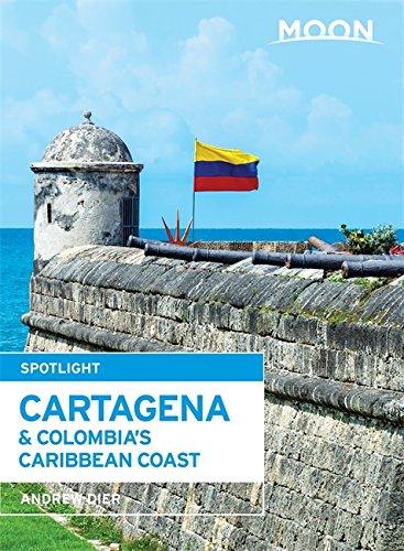 Moon Spotlight Cartagena and Colombia's Caribbean Coast
