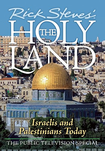 9781631211331: Rick Steves The Holy Land: Israelis and Palestinians Today DVD