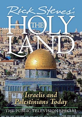 9781631211331: Rick Steves the Holy Land Israel [USA]