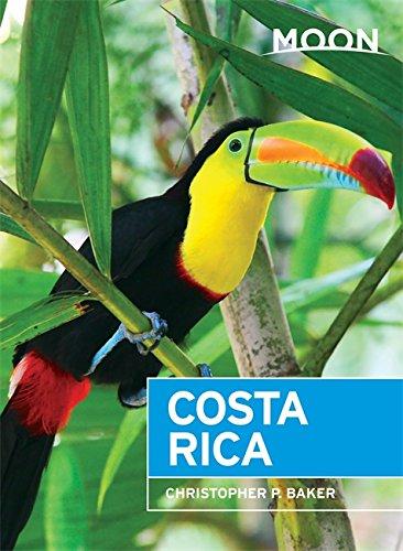Moon Costa Rica Format: Paperback